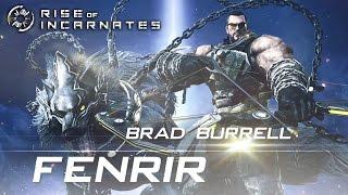 Rise of Incarnates - PC - Brad Burrell / Fenrir (Jump Festa 2014 Trailer)