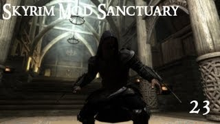 Skyrim Mod Sanctuary 23 : Dwarven Mechanical Equipment, Moonpath to Elsweyr and W.A.T.E.R.