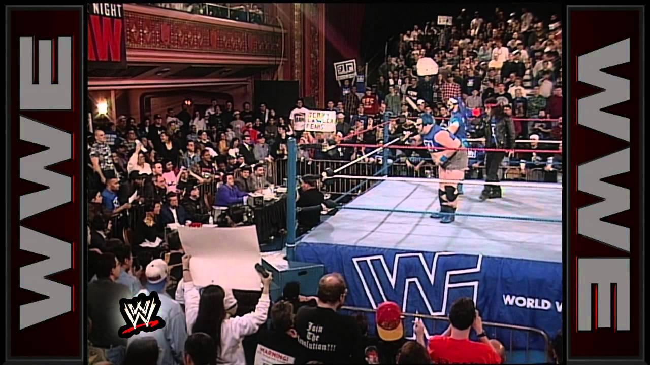 Download Big Stevie Cool vs. Little Guido: Raw, Feb. 24, 1997