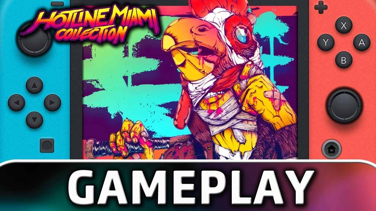 Hotline Miami Collection | 5 Minutes of Gameplay on Nintendo Switch