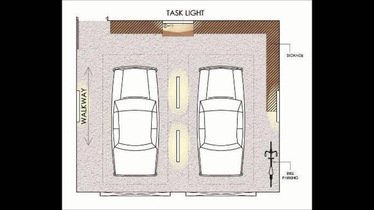 garage lighting breviouslighting com [ 1280 x 720 Pixel ]