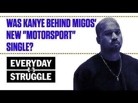 Was Kanye Behind Migos' New