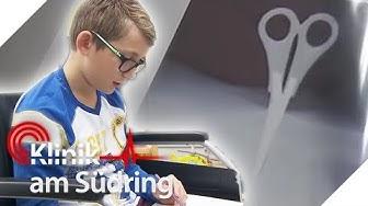 Unterricht eskaliert: Felix hat in der Schule eine Schere im Bauch! | Klinik am Südring | SAT.1
