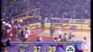 olympiakos vs pao 65-57 1997 euroleague quarter-finals