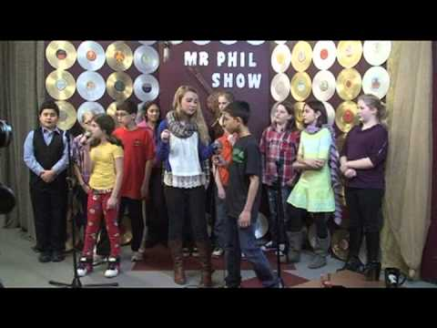 Delaware Valley Elementary School's DVE-News/TV presents
