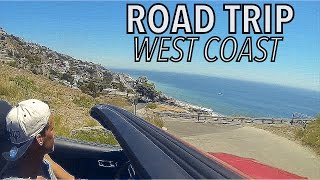 road trip west coast usa 2015 i gopro