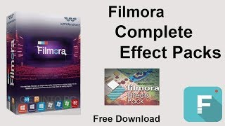 Fimora Effect Packs 2018 Download For Free