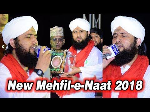 Asad Attari Latest Mehfil e Naat 2018 - Asad Attari 2018