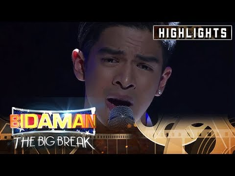 Jin Macapagal's final performance on The Spotlight round | It's Showtime BidaMan