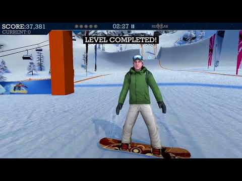Snowboard Party: Freestyle: Terra Nova Trail (Canada)
