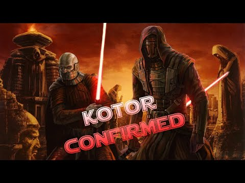 KNIGHTS OF THE OLD REPUBLIC GAME CONFIRMED  