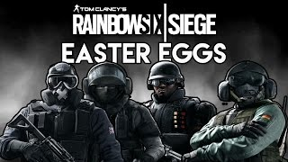 The Best Easter Eggs & Secrets In Rainbow Six Siege