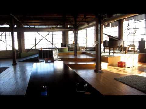 6th Street Lofts Tour Video