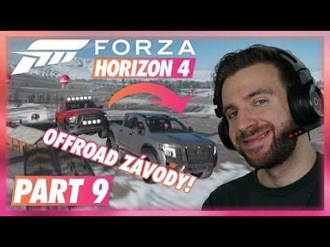 OFFROAD ZÁVODY VE SNĚHU! | Forza Horizon 4 #09 thumbnail