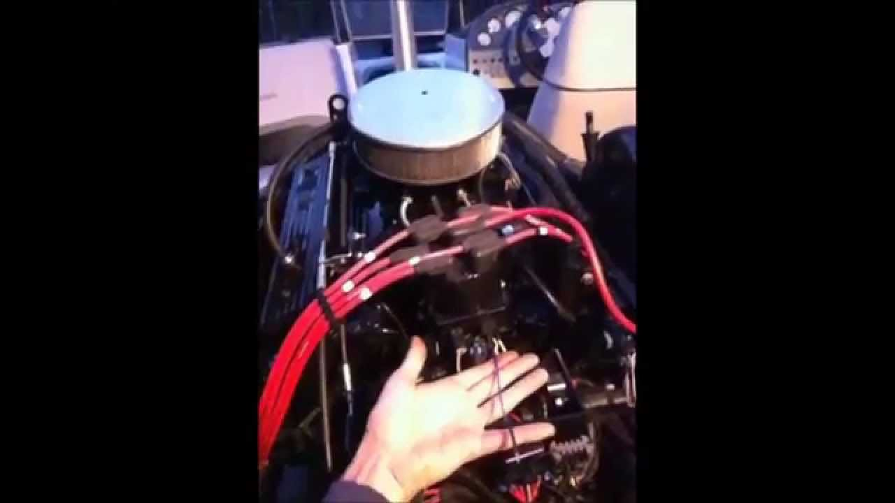 Engine Timing Moomba Outback Boat W Indmar Gm 5 7l