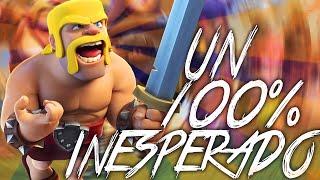 Un 100% Inesperado... Clash of Clans Funny Moments