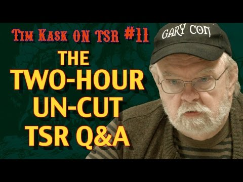 Tim Kask On TSR #11: Two-Hour Un-cut Q&A