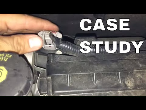 NISSAN SENTRA STALLING DURING IDLE DIAGNOSIS AND FIX