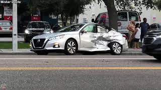 Road Rage, Bad Drivers, Car Crash, Driving Fails, Idiots in Cars USA & Canada 2021 #296