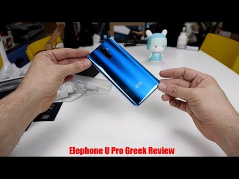 Elephone U Pro,Elephone U Tried...but failed! [Greek Review]