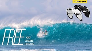 CORE Free - The Dreamcatcher #SurfPlayShred