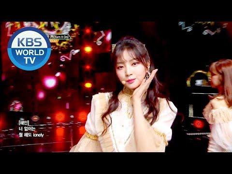 LABOUM - Turn It On   라붐 - 불을켜 [Music Bank / 2019.01.18]