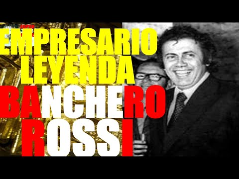 EL MAGNATE PERUANO QUE PUDO CAMBIARLO TODO : BANCHERO ROSSI