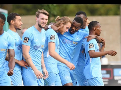 Official TUFC TV | Hungerford Town 0 - 2 Torquay United 15/09/18