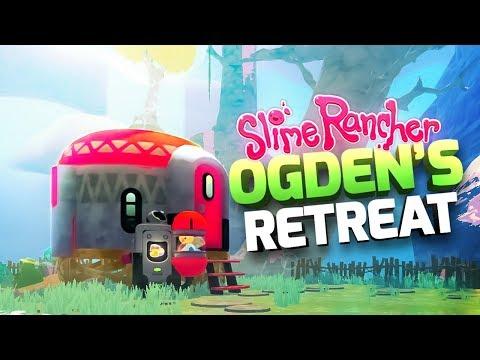 UNLOCKING OGDEN'S RANCH! - Slime Rancher 1.1.0 Full Version Gameplay Part 16