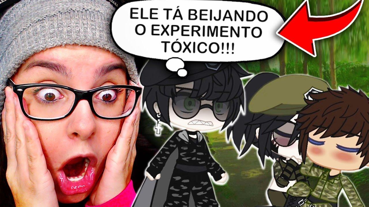 RESULTADO TOXICO ! (Gacha Club Mini Filme)