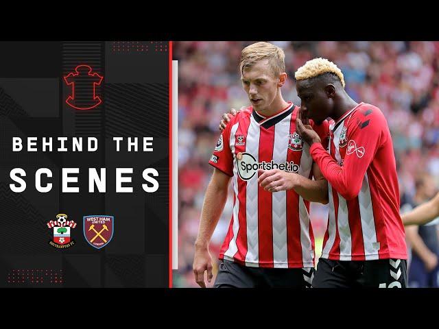 ALTERNATIVE HIGHLIGHTS: Southampton 0-0 West Ham United   Premier League