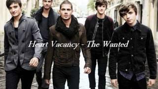 Heart Vacancy - The Wanted Lyrics