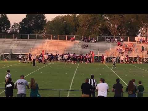 Freshman Highlights vs Riverside Christian Academy (2017)