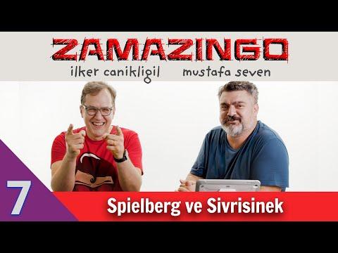 Spielberg Ve Sivrisinek - Zamazingo B07