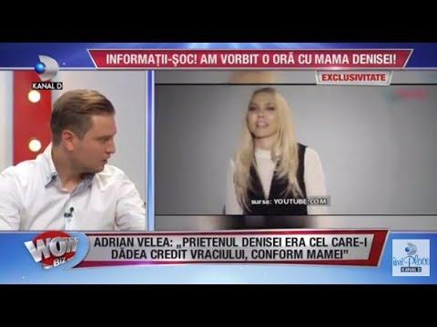 WOWBIZ (13.06.2017) - Mama Denisei Manelista, marturii SOC despre starea artistei! Editie COMPLETA