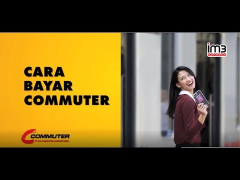 PayPro untuk Pengguna IM3 Ooredoo - Cara Bayar Commuter Line
