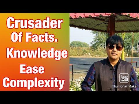 Crusader Of Facts || Episode No 27