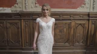 видео html платье свадебное рыбка