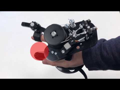 CapstanCrunch: A Haptic VR Controller with User-supplied Force Feedback