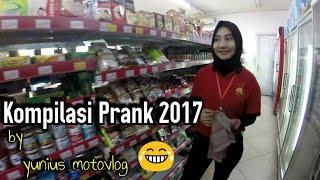 Download Video KOCAK!!! Kompilasi PRANK CEWEK CANTIK by yunius motovlog 2017 MP3 3GP MP4