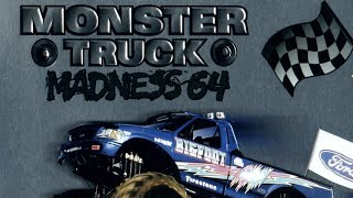 Monster Truck Madness 64 - TV Commercial