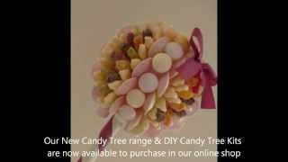 New Sweet Candy Tree Range & Diy Make Your Own Kits