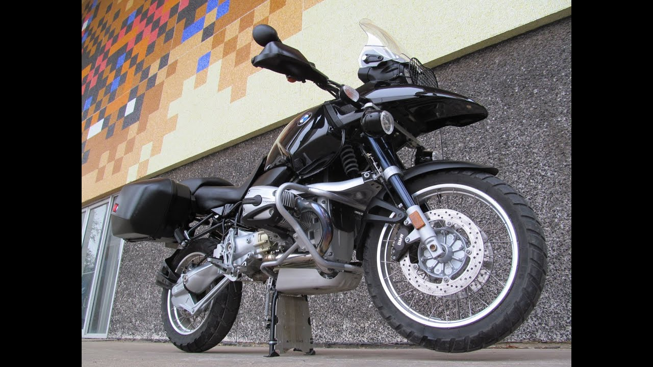Used Bmw Motorcycles For Sale >> Used 2004 BMW R1150GS Motorcycle For Sale - YouTube