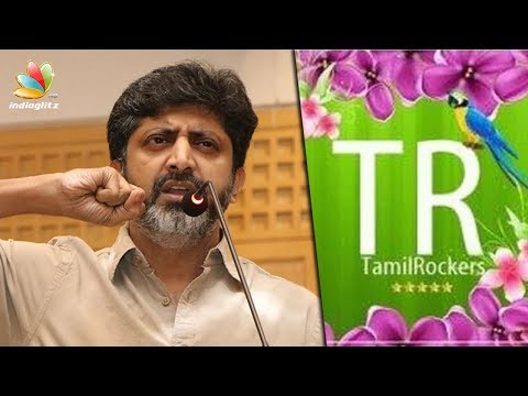 Tamil Rockers Is The BEST Velaikaran I Know : Mohan Raja Speech | Sivakarthikeyan, Nayanthara Movie