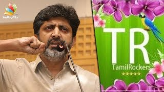 Tamil Rockers is the BEST Velaikaran I know : Mohan Raja Speech | Sivakarthikeyan, Nayanthara Movie