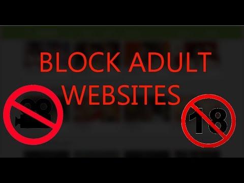block adult site