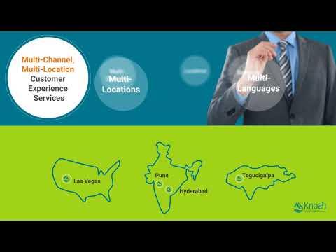 Multi Channel Multi Location Customer Experience Services