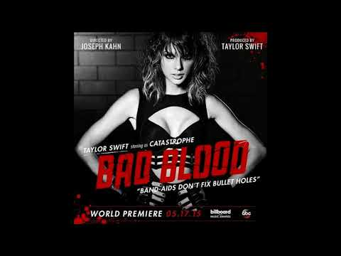 taylor swift - bad blood deleted/ demo/ orchestral version
