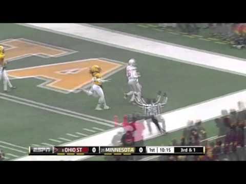 Amazing Quarterback Touchdown Runs