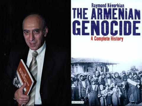 В Москве презентована книга французского ученого о Геноциде армян